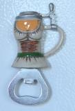 Bottle Opener Magnet Dirndl (MAG-BOT-DIRNDL)