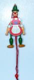 Magnet Jumping Jack Bavarian Girl (MAG-JJ-GIRL)