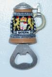 Bottle Opener Magnet Stein Lions Bayern (MAG-BLUESTEINEAGLE)