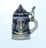 Magnet Stein Blue Germany/Deutschland Eagle (MAG-BLUESTEINEAGLE)