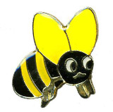 Fashion Pin - Bee (FPbee)
