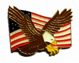 Fashion Pin - USA Eagle (FPUSAEAGLE)