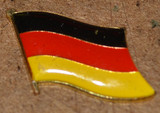 Lapel Germany Flag Pin (HPLAPEL-GERMANY)