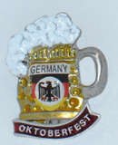 HP8709 Mug with Germany shield  Hat Pin OKTOBERFEST