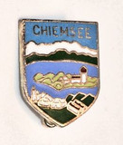 HP8525 Chiemsee Crest Hat Pin