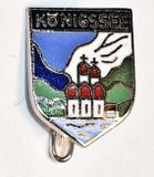 HP8535 Königssee Crest Hat Pin