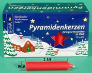 German Pyramid Candles