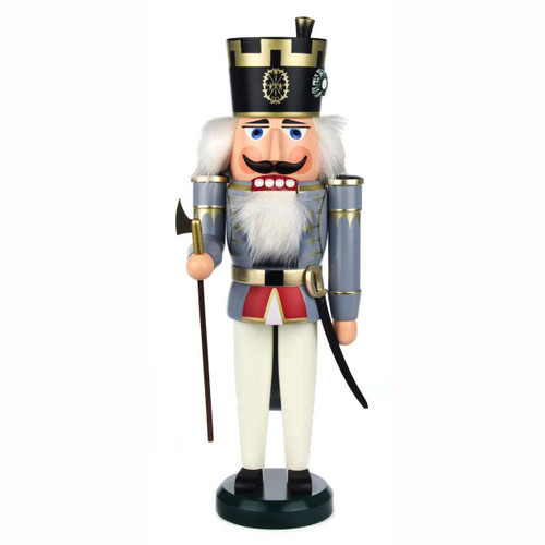 Regent German Nutcracker Grey Sword NCD003X105