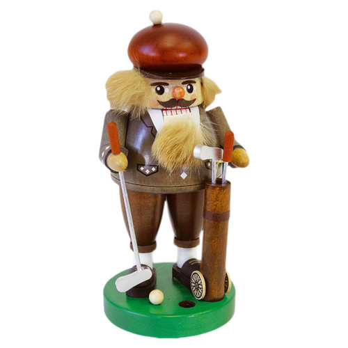 Small Golfer German Nutcracker