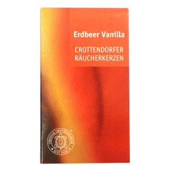 Strawberries Vanilla German Incense 24 per box IND146X015SV