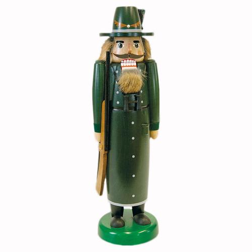 Tall Slim Forester German Nutcracker Long Coat