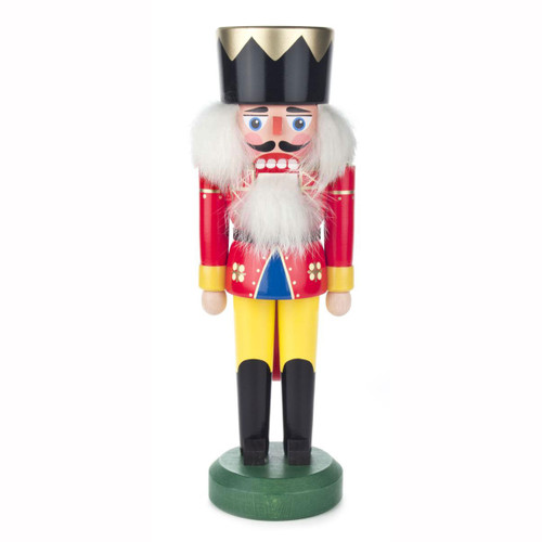 Traditional King German Nutcracker Red NCD012X015X3