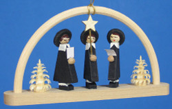 Arch Ornament Carolers