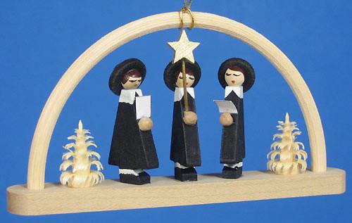 Arch Ornament Carolers