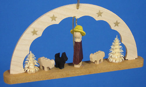 Arch Ornament Shepherd