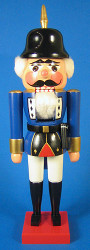 Blue Guard German Nutcracker