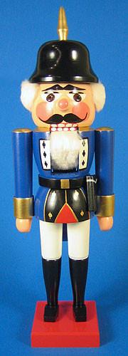 Blue Guard German Nutcracker