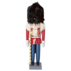British Drum Major German Nutcracker