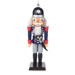 French Policeman German Nutcracker NCD024X017