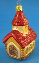 German Bavarian Church Ornament