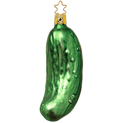 Legend Pickle Christmas Ornament Large