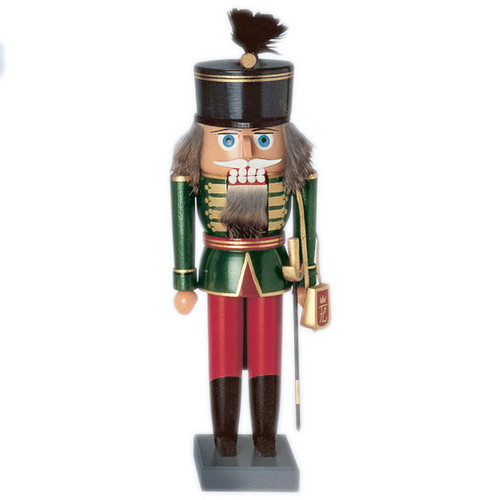 Light Hussar German Nutcracker Loden Attila