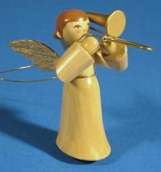 Ornament Angel Playing Trombone