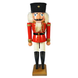Red Cavalry German Nutcracker
