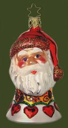 Santa Bell 2006 Ornament