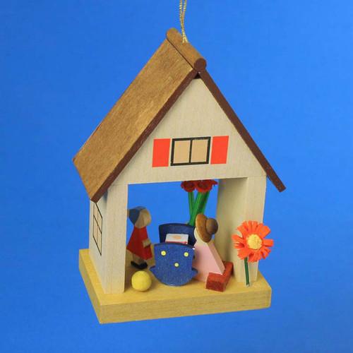 House German Ornament Cradle ORR134X54