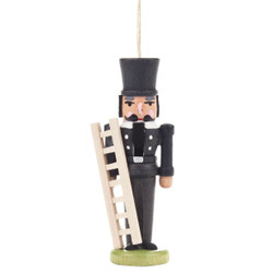 Nutcracker German Ornament Ladder ORD074X026X1FL