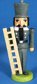 Nutcracker Ornament Ladder