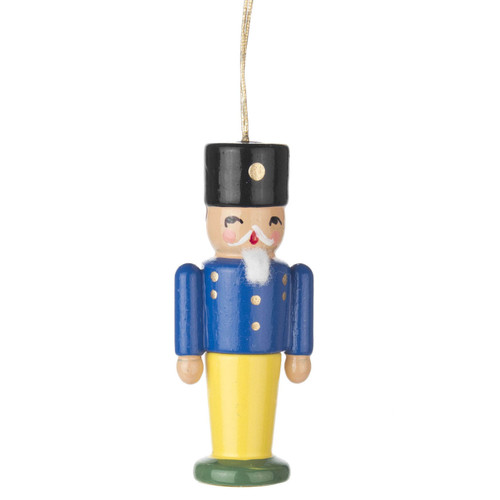 Ornament Blue Nutcracker