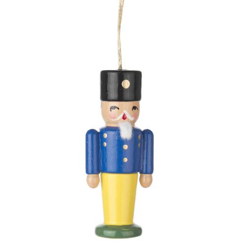 Ornament Blue Nutcracker