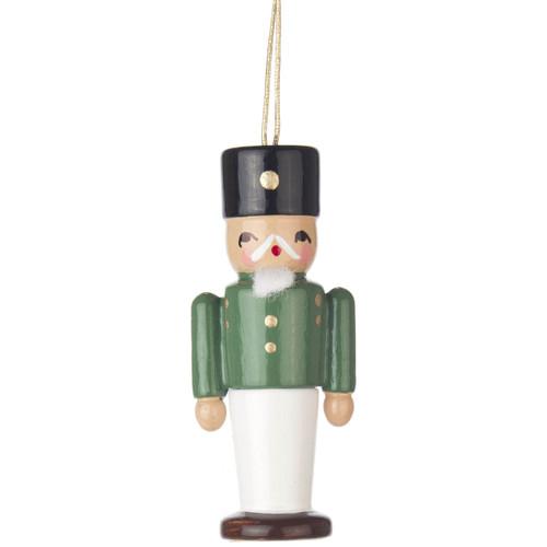Ornament Green Nutcracker