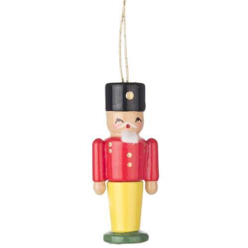 Ornament Red Nutcracker