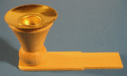 Pyramid Candleholder Medium