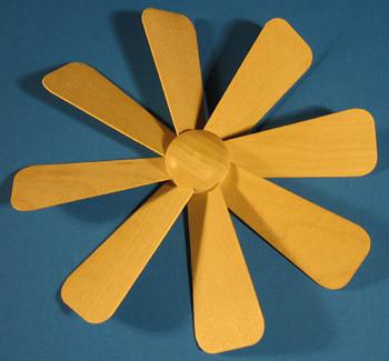 Pyramid Fan Assembly 191mm
