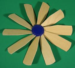 Pyramid Fan Assembly 229mm