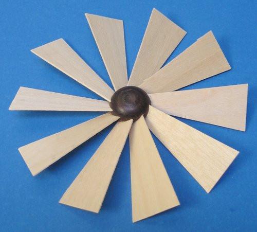 Pyramid Fan Assembly 90mm
