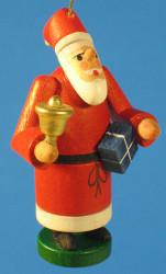Santa Gift German Christmas Tree Ornament