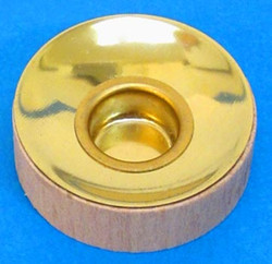 Wood Brass Tealight Medium Candle Cup Insert RPINSERT-TL-MED