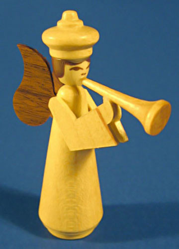 Angel Figurine 57mm Natural for Pyramid