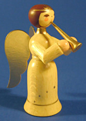 Angel Figurine with Dots for Pyramid