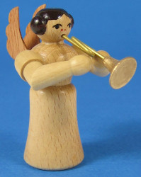Angel Trumpet Figurine