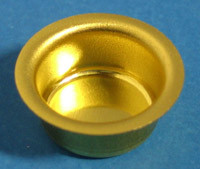 Brass Drip Cup 10mm