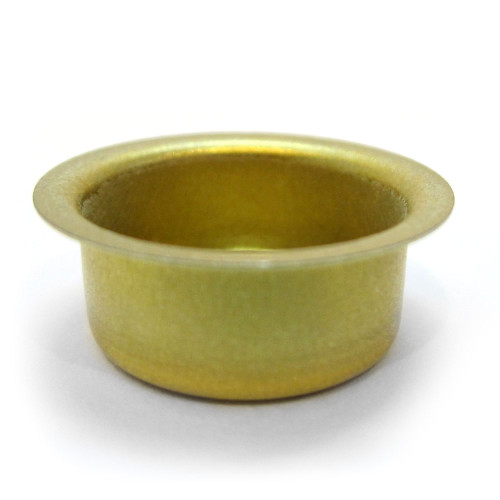 Brass Drip Cup 17mm