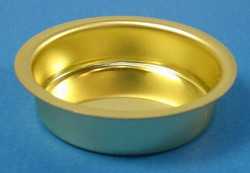 Brass Drip Cup Tealight 12mm