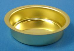 Brass Drip Cup Tealight 12mm
