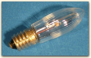 Bulbs 34V 3W